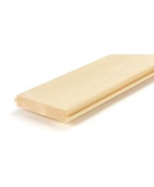 doghe in legno di abete mm2500