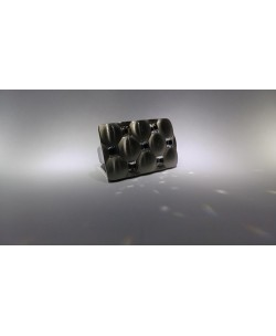 Giusti Maniglia per Mobili Luxury Swarovski mm 16 WMN640.016