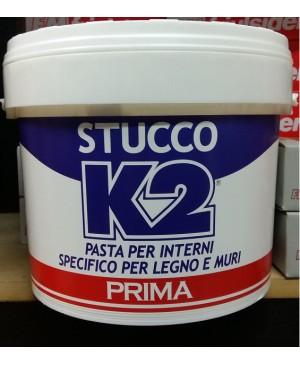 Stucco K2 Per Muri E Legno Bianco Pronto All Uso 5kg Sica Shop
