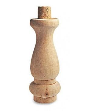 Piede in legno art. 03.00135