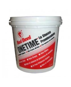 Stucco Premiscelato Red Devil One Time 500ML