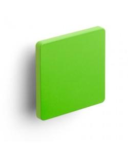 Maniglia Camera Grandi e piccini tipo Square interasse 32 mm Colore Verde