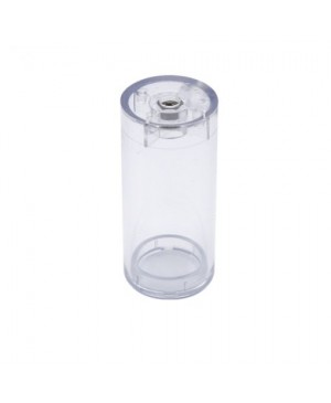 Piedino Air Small Trasparente Diametro 47/50 mm x altezza 130 mm