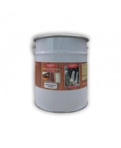 Impregnante cerato Bianco all'acqua per legno interni ed esterni 2,5 lt