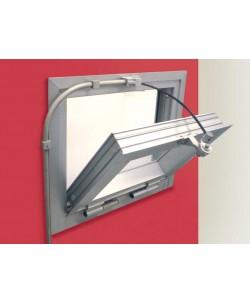 Kit chiusura per finestre a wasistas a cavo flessibile