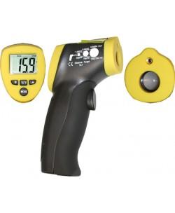 Termometro a Pistola Digitale a Raggi Infrarossi e Laser Professionale
