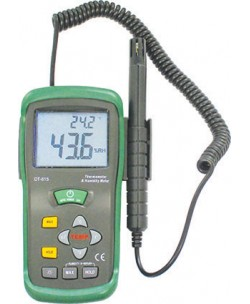 Termoigrometro Digitale Tipo Professionale Rilievo Aria e Temperatura
