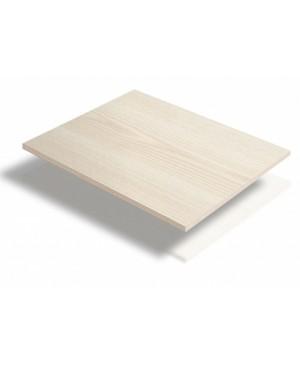 Pannello Multistrato Pioppo impiallacciato Frassino Naturale mm 8x305x130
