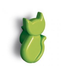 Maniglia Bambini tipo Gattino colore Verde 27 x 56 x 24 cm