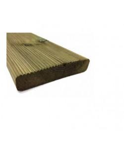 50 Listoni Pavimento Pino Impregnato in autoclave mm 28 x mm 115 x mm 3000