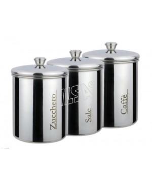 Barattoli acciaio inox Ilsa - Tantissimi prodotti per la Tua Cucina