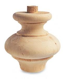 Piede in legno art. 03.0031