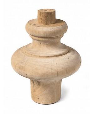 Piede in legno art. 03.0217