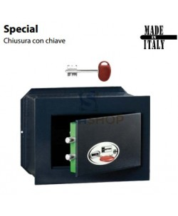 Cassaforte Mottura Special con chiave