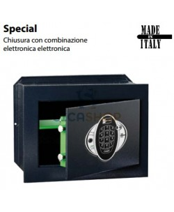 Cassaforte Mottura Special con combinazione elettronica