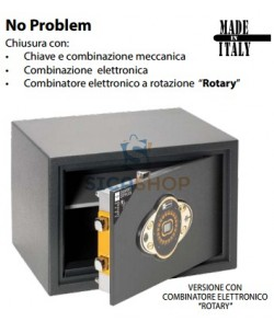 Cassaforte Mottura No Problem Rotary